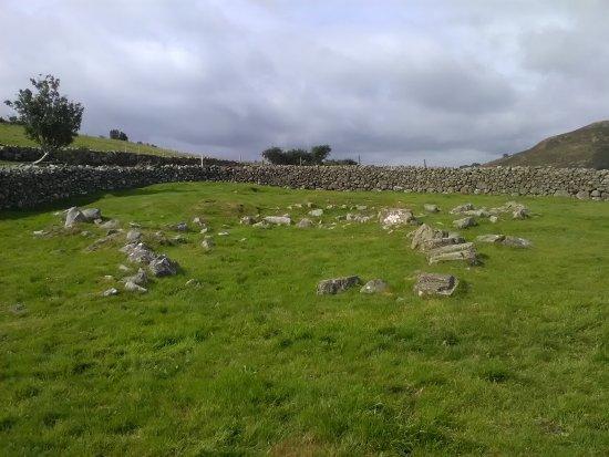 Castlewellan, UK: Stone Circle