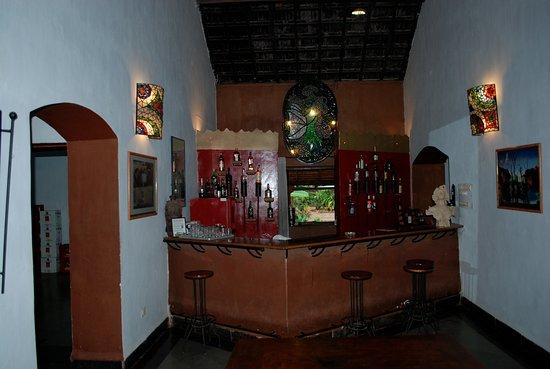 Anjuna, India: The old absinthe bar