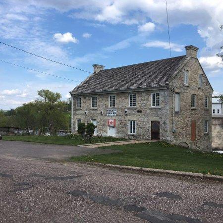 Renfrew, Canada: McDougall Mill Museum on Arthur Street