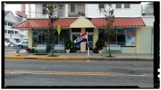 Key West Cafe: Thanks Steve & Jackie From Your New York Giants Fans Of Monmouth County - Really Enjoyed Our Vis