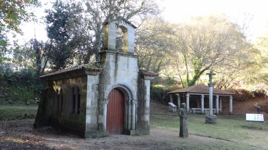 Ribadumia, Испания: Ruta da Pedra e da Auga