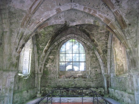 Drogheda, Irlanda: Beautiful Chapter House