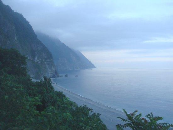 Qingshui Cliff: 微朦斷崖勝景