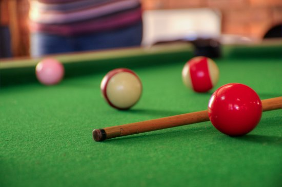 Benoni, Sudáfrica: Pool room is available during December holidays