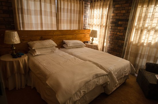Benoni, Sydafrika: 2 bedroom selfcatering unit, sleep maximum 6 guests