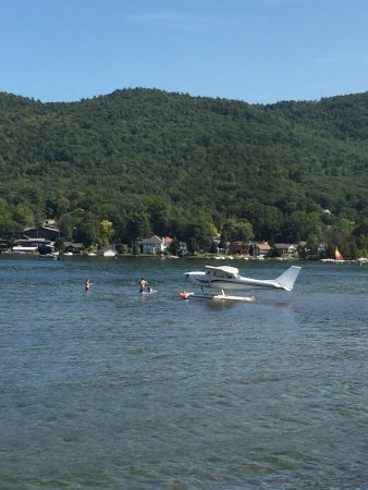 Lake George RV Park: Awesome campground!!! So many things to do at the campground or take the trolley into Lake Georg