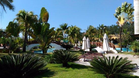 Blue Tree Park Lins: É um paraiso! Venham desfrutar, é maravilhoso, águas termais, é um relax total.