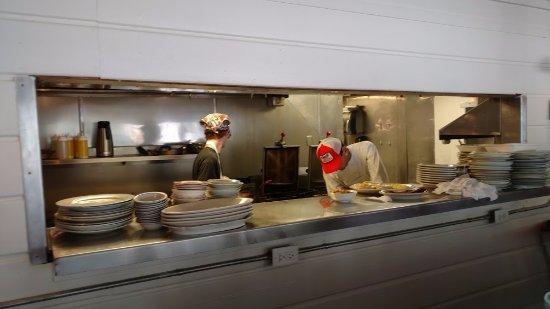 Saugatuck, MI: kitchen