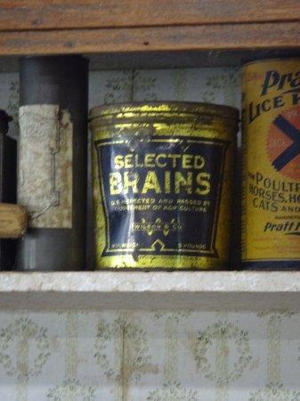 "Shubert, NE: Seen in the ""general store"" in the St. Deroin area"