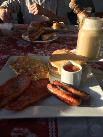 Funky Food: Beautiful breakfast