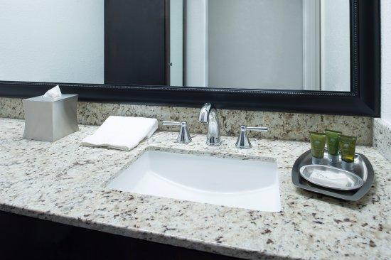Mission Inn: Bathroom sink