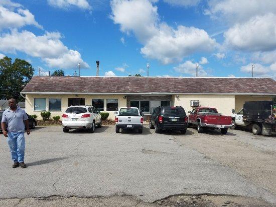 Lockbourne, OH: Portside Cafe
