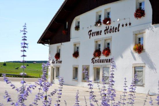 Ferme-Hotel de la Vrine