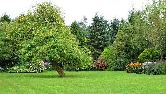 Ille-et-Vilaine, France: Les Jardins de la Pérouse du Mitan : un parc botanique d'exception