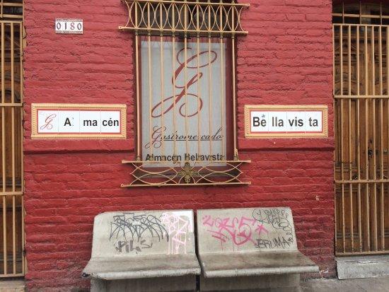 Barrio Bellavista: Bairro lindo e aconchegante.