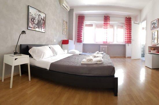 B&B La Roma di Camilla: triple room