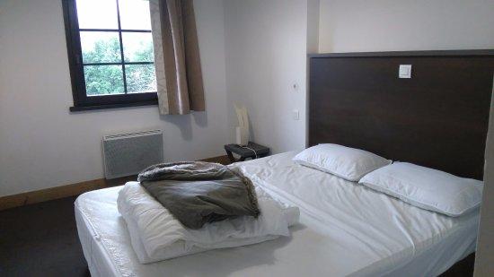Lagrange Prestige Residence Les Fermes d'Emiguy: Chambre d'un appartement 6 personnes
