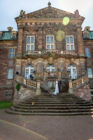 Schloss Burgscheidungen: Unsere Hochzeit