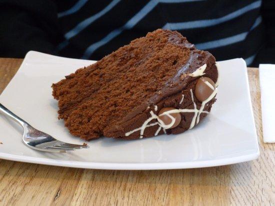 Tomlinsons: Home made cake