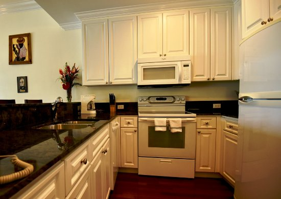 Valentines Resort and Marina: All rooms have kitchens