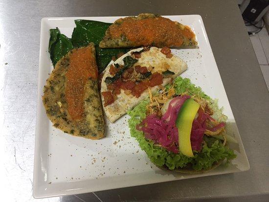 Cafe Restaurante Los Arcos : Delicioso!!