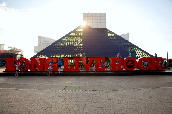 Cleveland, OH: Rock Out in CLE