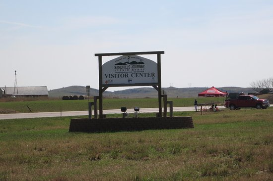 Sandhills Journey Scenic Byway Visitor Center