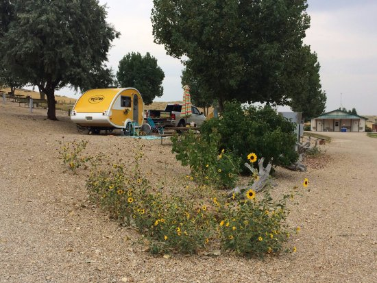 7th Ranch RV Camp & Historical Tours: Site B1