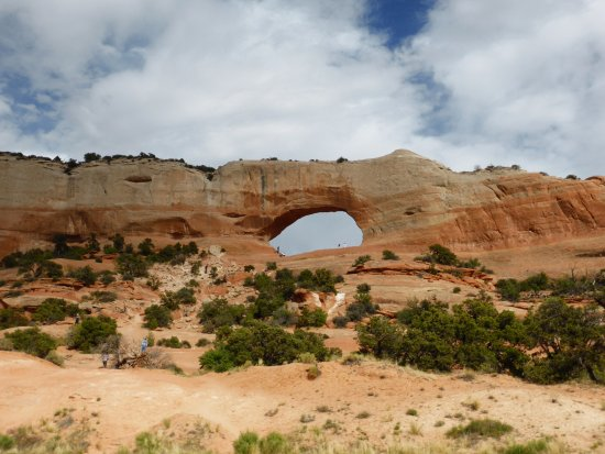 Wilson Arch Moab UT USA Picture Of Wilsons Arch Moab - Ut usa