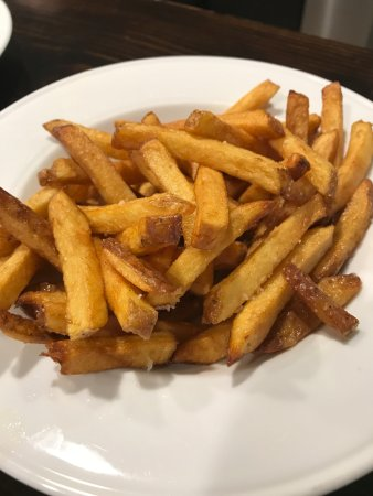 Churchville, Вирджиния: House-Cut French Fries