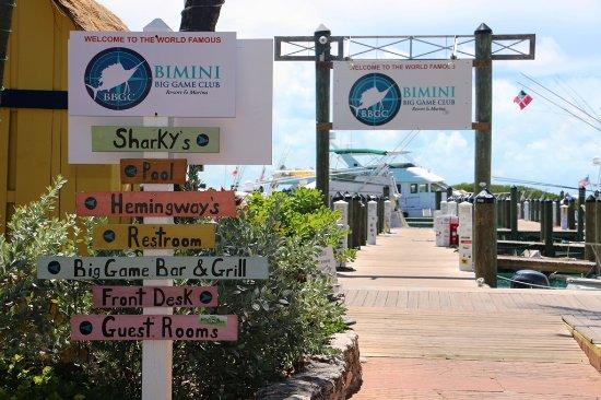 Bimini Big Game Club Resort & Marina: Bimini Big Game Club