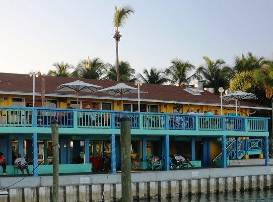 Alice Town, Bimini: Bimini Big Game Club Bar & Grill