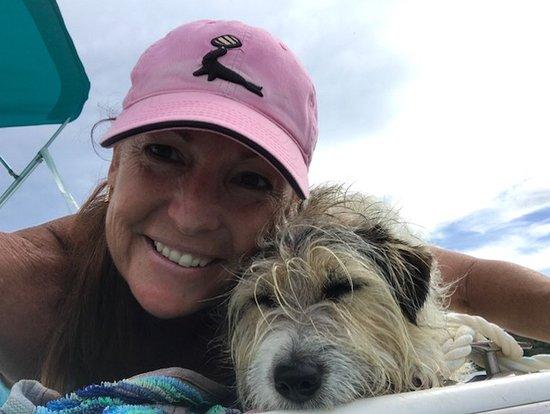 Hamilton, Bermuda: Captain Vee & Ben!