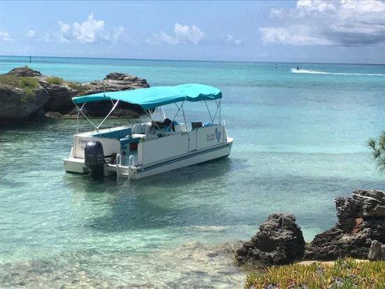 Hamilton, Bermuda: Protected, deserted cove!
