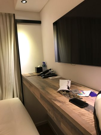 Good value hotel and good location