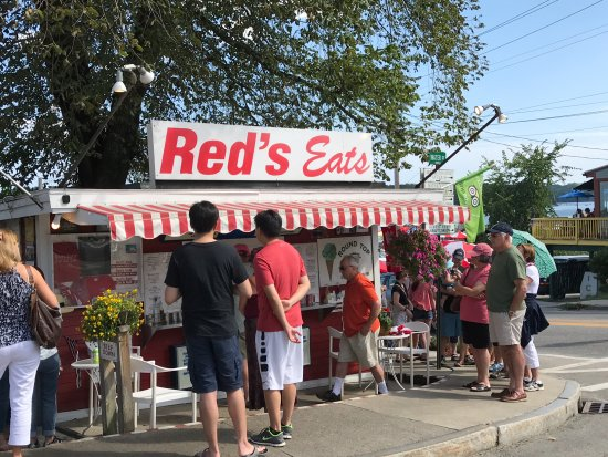 Wiscasset, ME: Red's