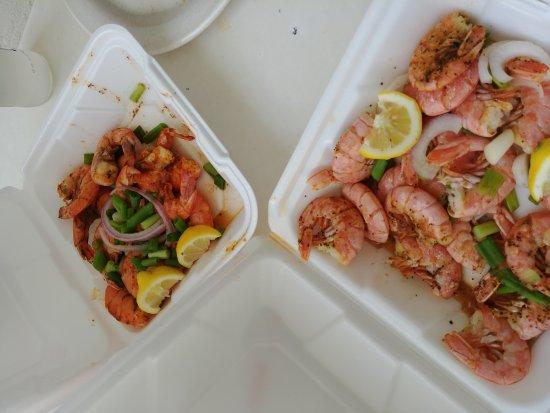 Buddy 39 s seafood market panama city beach omd men om for Fish market panama city beach