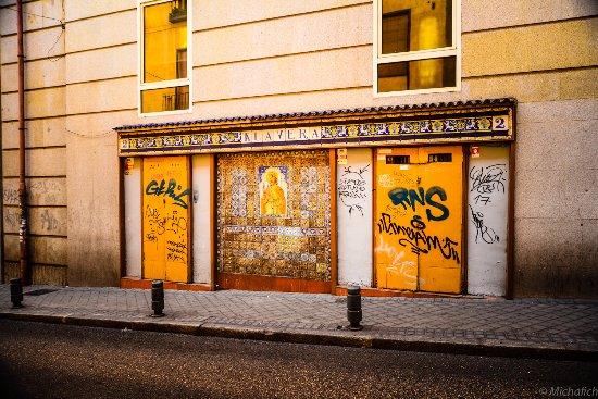 Antigua Casa Talavera: casa talavera - всегда закрыта