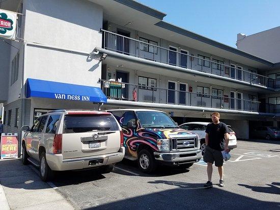 Van Ness Inn Hotel San Francisco