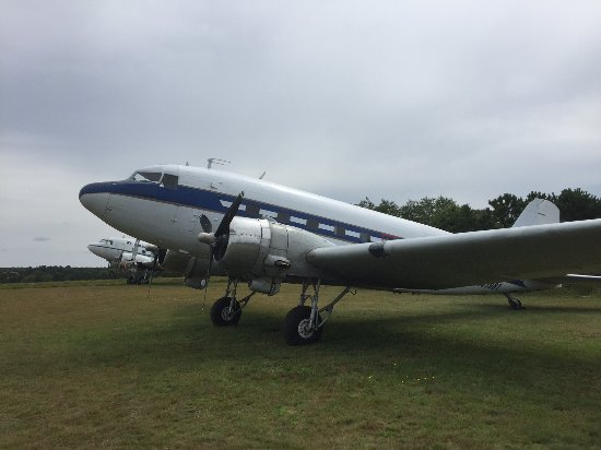 Marstons Mills, MA: DC-3 which you can get a ride in