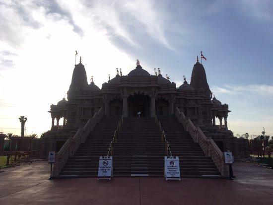 Chino Hills, Californië: BAPS Shri Swaminarayan Mandir