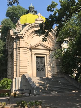 Battenberg Mausoleum