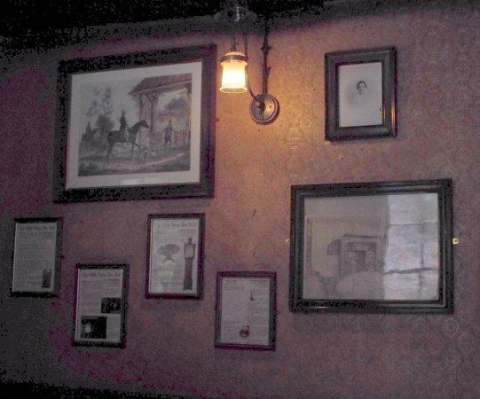 The White Horse Inn: Interior of The White Horse
