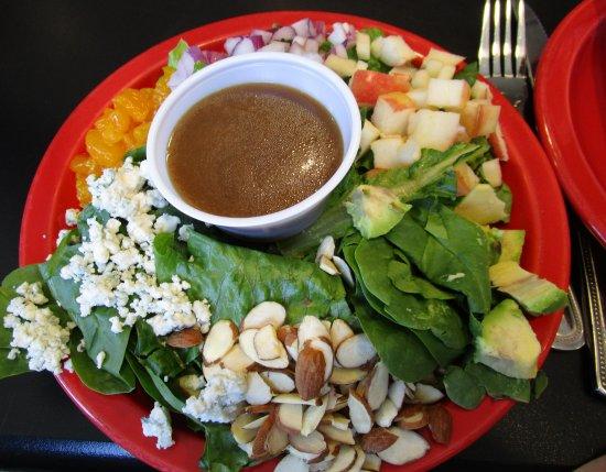 McCall, Αϊντάχο: Yummy Salad
