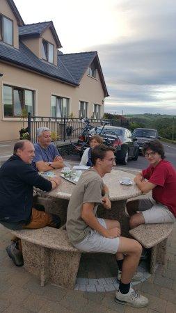 Rosscarbery, Irlanda: Evening at bethel