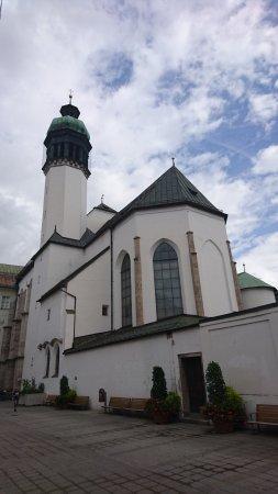 Hofkirche : AUßenansicht