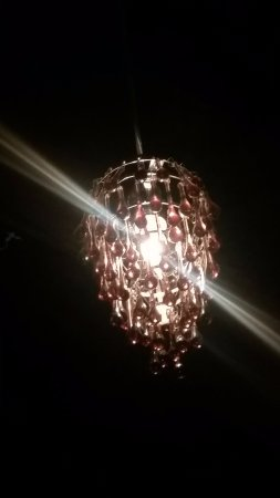 The Grape: Grape light fixture