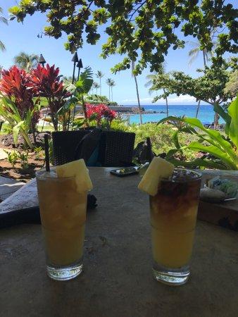 Mauna Lani Beach Restaurant