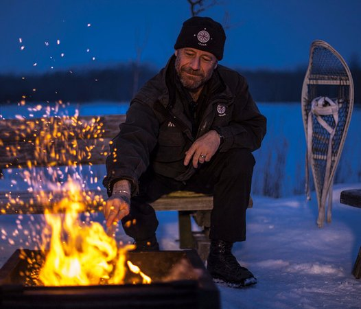 Lac du Bonnet, Καναδάς: Dave MacDonald, Owner/Lead Instructor at Survival By Training. Past: Search and Rescue Technicia