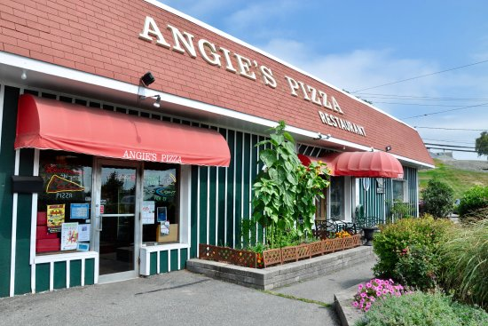 Angie's Pizza House : Angie's Pizza - Exterior